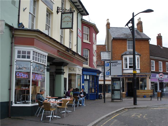 Newport Pagnell Area Guide UK | Houser