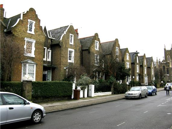 De Beauvoir Town