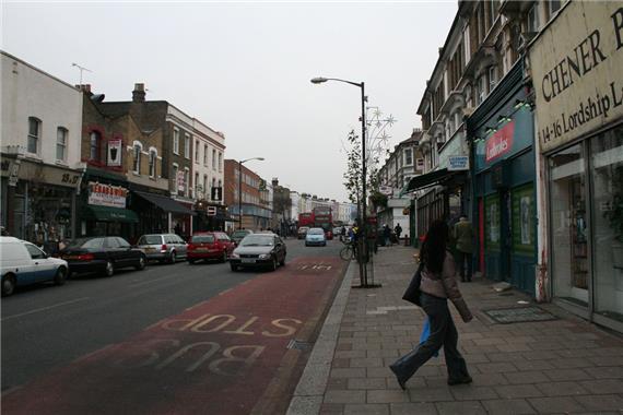 East Dulwich