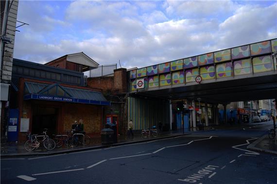 Ladbroke Grove