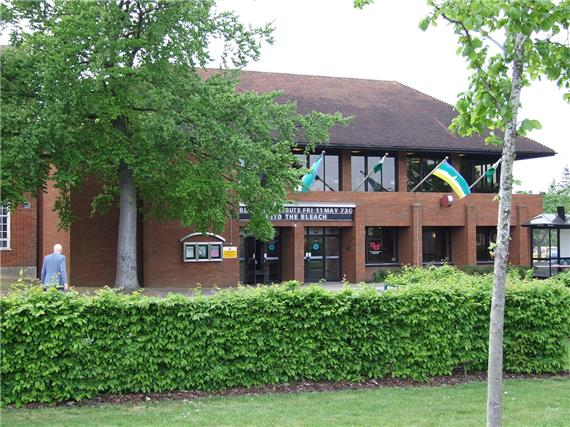 Belsize area guide uk houser for Letchworth swimming pool prices