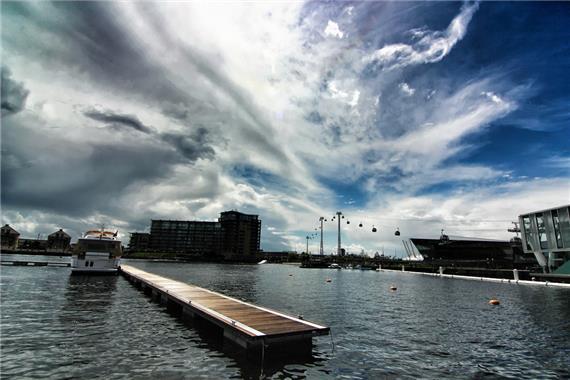 Victoria Docks
