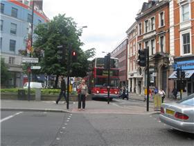 West Central London