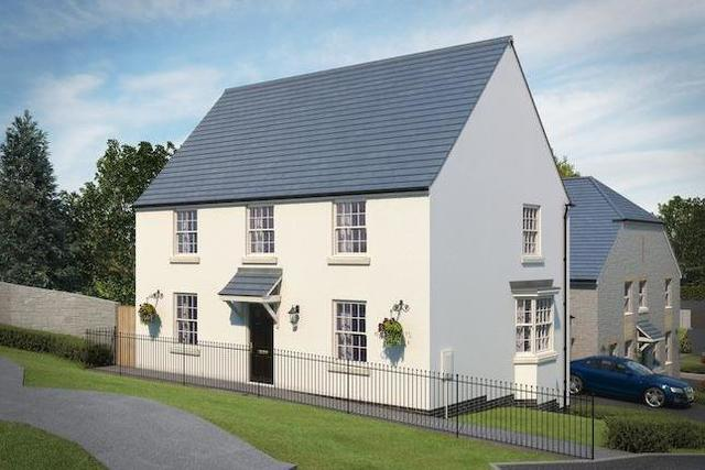 Image of 4 Bedroom  for sale in Kingsbridge, PL8 at Lodge Lane, Brixton, Plymouth, PL8