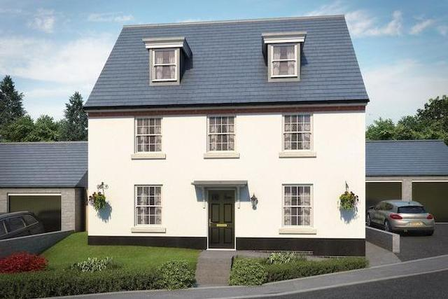 Image of 5 Bedroom  for sale in Kingsbridge, PL8 at Brixton, Plymouth, PL8