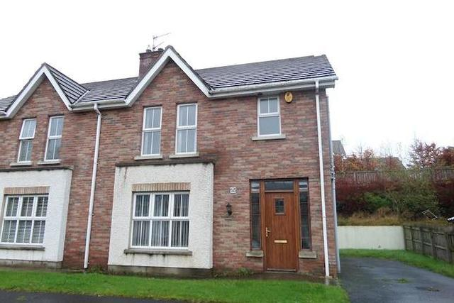 Image of 3 Bedroom   For Sale at Waterfoot Park, Derry BT47