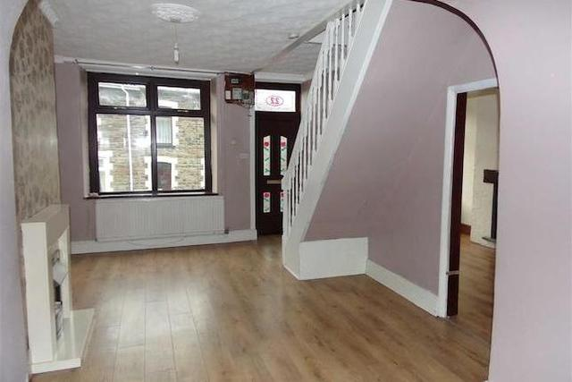 Image of 3 Bedroom Terraced  For Sale at Duffryn Terrace, Elliots Town, New Tredegar NP24