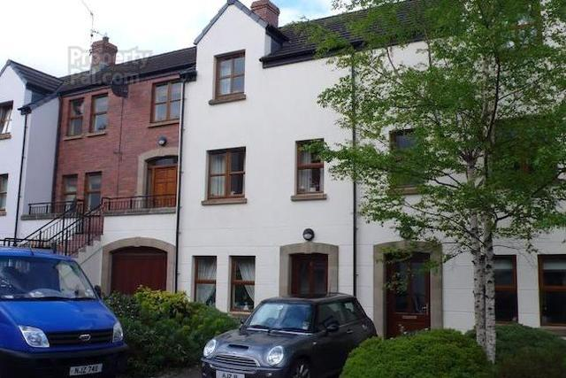 Image of 3 Bedroom Town House  For Sale at Manor Court, Moira BT67