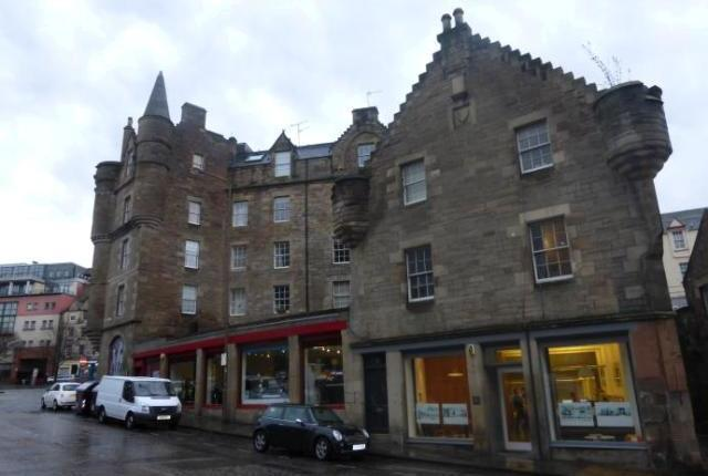 Image of 1 Bedroom Flat  To Rent at King Stables Road, Old Town, Edinburgh EH1