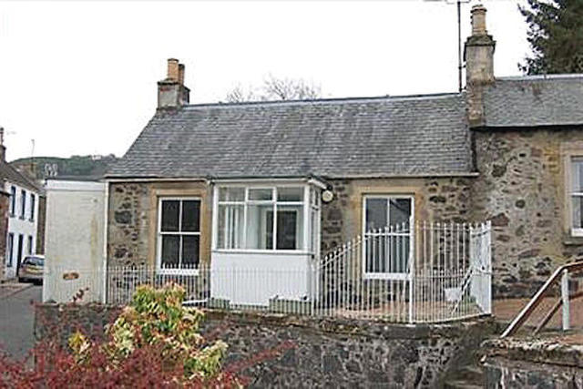 Image of 2 Bedroom Cottage  To Rent at The Cottage Main Street, Abernethy PH2