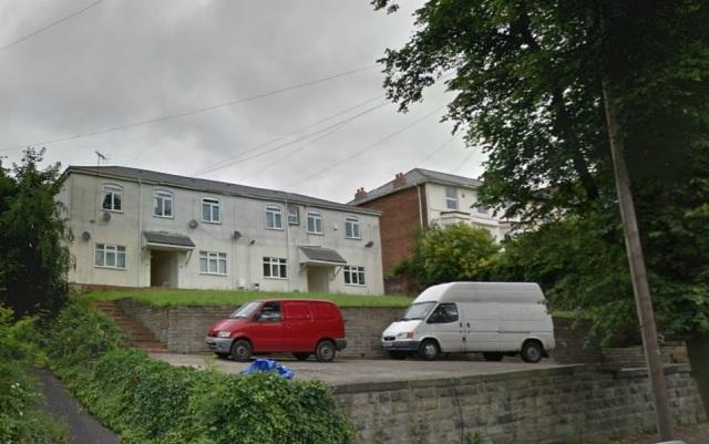 Image of 1 Bedroom Flat to rent at Himley Road, Dudley DY1
