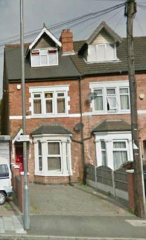 Image of 4 Bedroom Terraced to rent at Slade Road, Erdington B23