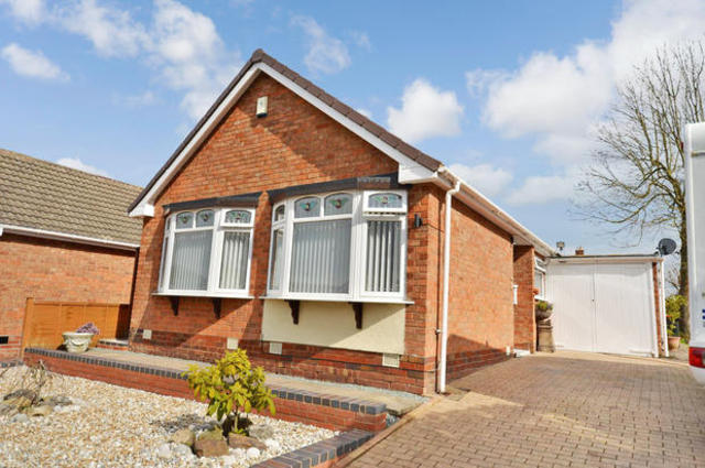 Brook Close Tamworth 3 Bedroom Bungalow For Sale B78
