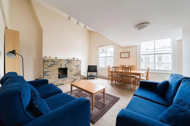 Flat To Rent 3 Bedrooms Flat W9 Property Estate Agents In Little V