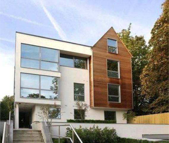 West Heath Road Hampstead Garden Suburb 3 Bedroom Flat To