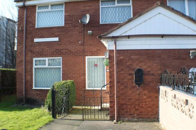 Image of 2 Bedroom Terraced for sale at Weedall Avenue, Salford M5