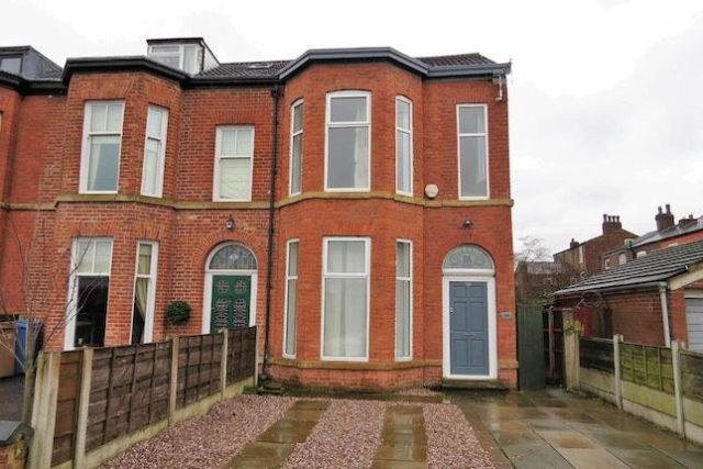 Image of 3 Bedroom Semi-Detached for sale at Hampden Grove, Eccles, Manchester M30