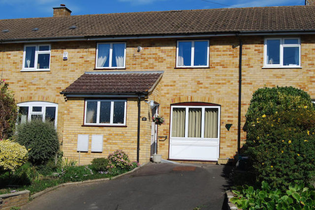 Image of 3 Bedroom Terraced for sale in Stroud, GL5 at Mathews Way, Paganhill, Stroud, GL5