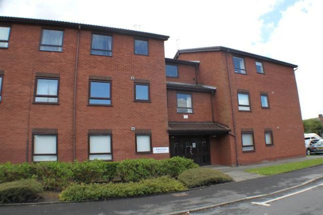Image of 1 Bedroom Flat for sale at Mitchell Street, Eccles, Manchester M30