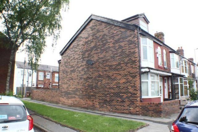 Image of 3 Bedroom End of Terrace for sale at Kersal Avenue, Swinton, Manchester M27