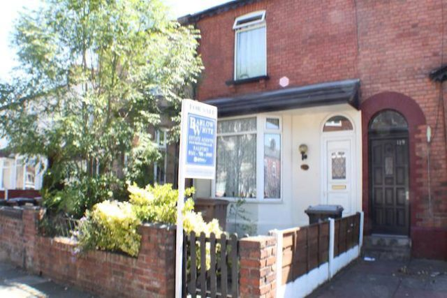 Image of 2 Bedroom Terraced for sale at Cromwell Road, Eccles, Manchester M30