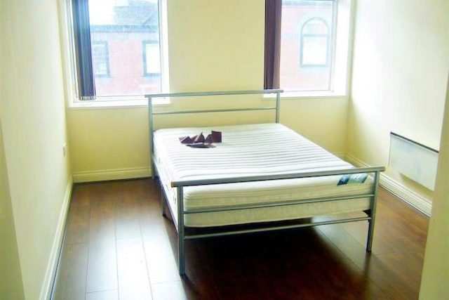 Image of 1 Bedroom Flat to rent at Flat 1, 9 -11 Church Road, Eccles M30