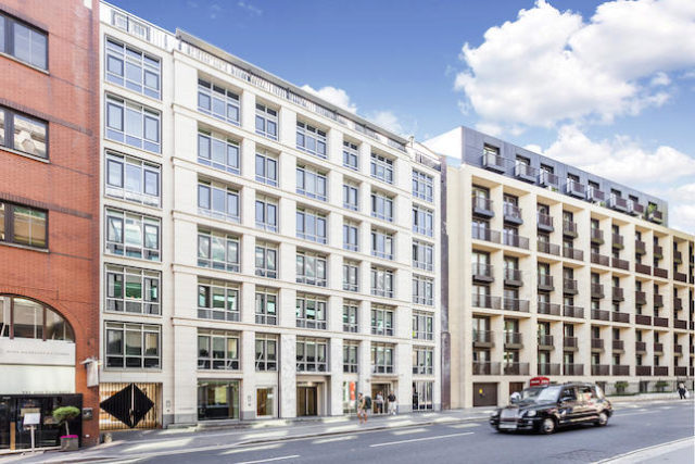 Image of 1 Bedroom Flat to rent in Farringdon, EC4A at Fetter Lane, London, EC4A