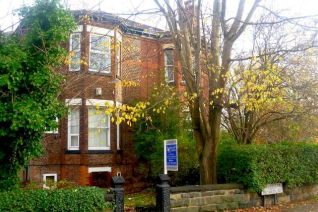Image of 1 Bedroom Flat to rent at Glendale Road, Eccles, Manchester M30