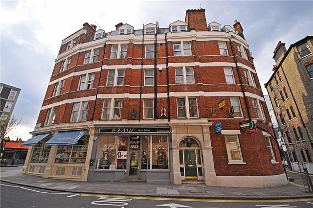 Image of 2 Bedroom Flat  For Sale at Kensington Mall, London, W8