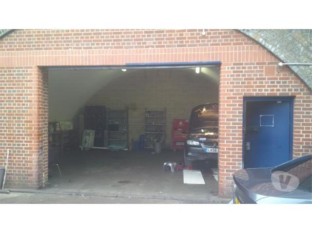 Bignold Road London E7 Forest Gate Garages To Rent E7