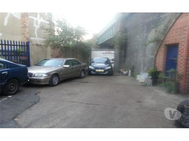 Image of Garages to rent at STRATFORD/FOREST GATE - MOTOR REPAIRS WORKSHOP/GARAGE IN A SECURE YARD