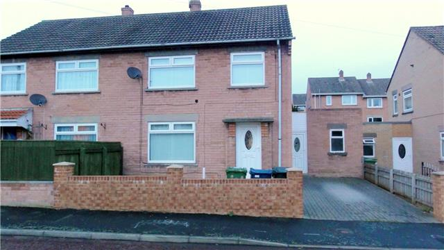 Image of 3 Bedroom Semi-Detached  To Rent at Woodlands Road, Rowlands Gill, NE39