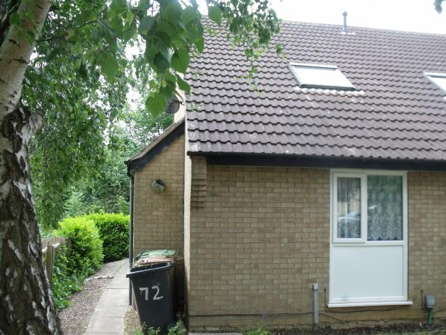 Image of 1 Bedroom Cluster House  To Rent at Paulsgrove, Orton Wistow, Peterborough, PE2