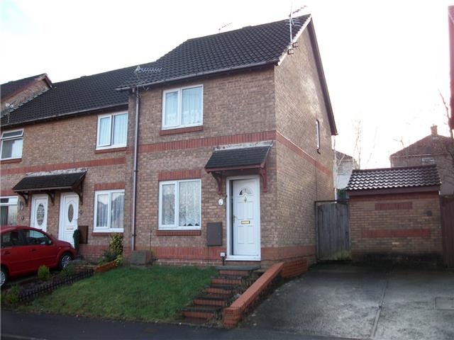 Image of 2 Bedroom End Of Terrace  For Sale at Bryn Amlwg, North Cornelly, Bridgend, CF33
