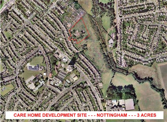 Image of Land for sale at Brooksby Lane, Nottingham, NG11