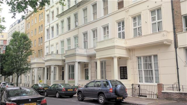Leinster Gardens London W2 Paddington 1 Bedroom Flat To