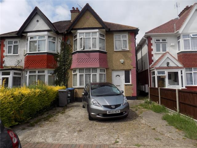 Image of 3 Bedroom Semi-Detached for sale in Wembley, HA9 at Meadow Way, Wembley, HA9