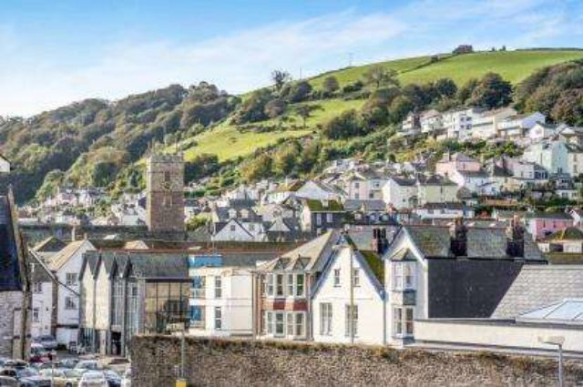 Image of 2 Bedroom Maisonette for sale in Dartmouth, TQ6 at Clarence Street, Dartmouth, TQ6
