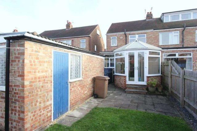 Image of 3 Bedroom Semi-Detached for sale in Beverley, HU17 at Westfield Avenue, Beverley, HU17