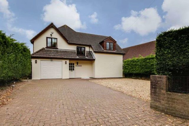 Image of 5 Bedroom Detached for sale in Newport, NP18 at Station Road, Llanwern, Newport, NP18