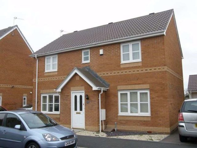 Image of 4 Bedroom Detached to rent at Spencer David Way St Mellons Cardiff, CF3 0QB