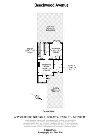Image of 2 Bedroom Flat for sale in Ruislip, HA4 at Beechwood Avenue, Ruislip, HA4