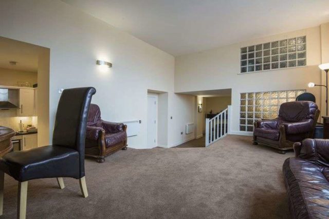 Image of 3 Bedroom Flat for sale in Newport, NP19 at Clarence Place, Newport, NP19