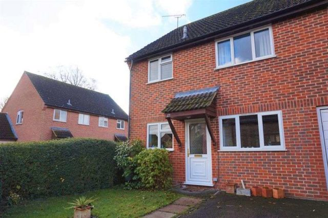 Image of 3 Bedroom Semi-Detached for sale in Newbury, RG14 at Lipscombe Close, Newbury, RG14