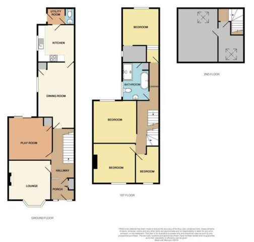 Image of 4 Bedroom Terraced for sale in Newport, NP20 at Preston Avenue, Newport, NP20
