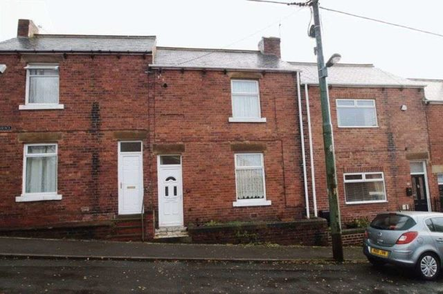 Image of 1 Bedroom Terraced for sale at Falkous Terrace  Witton Gilbert, DH7 6TA