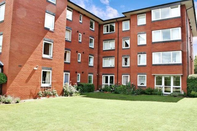 Image of 2 Bedroom Retirement Property for sale at 37 Christchurch Road  Cheltenham, GL50 2NY