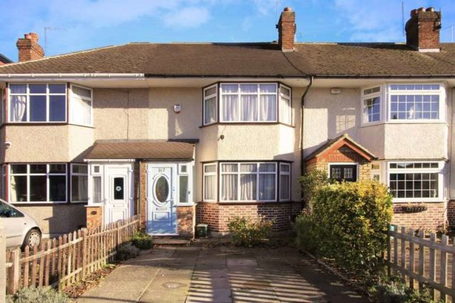 Image of 2 Bedroom Terraced for sale in Ruislip, HA4 at Royal Crescent, Ruislip, HA4