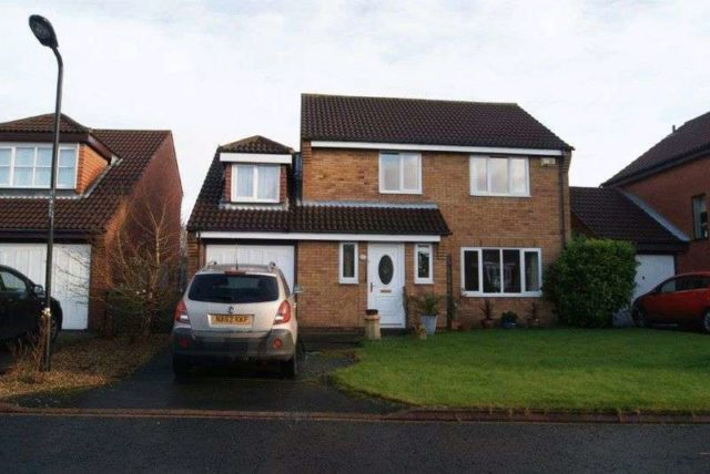 Image of 4 Bedroom Detached for sale in Newcastle upon Tyne, NE12 at Mount Close, Killingworth, Newcastle upon Tyne, NE12