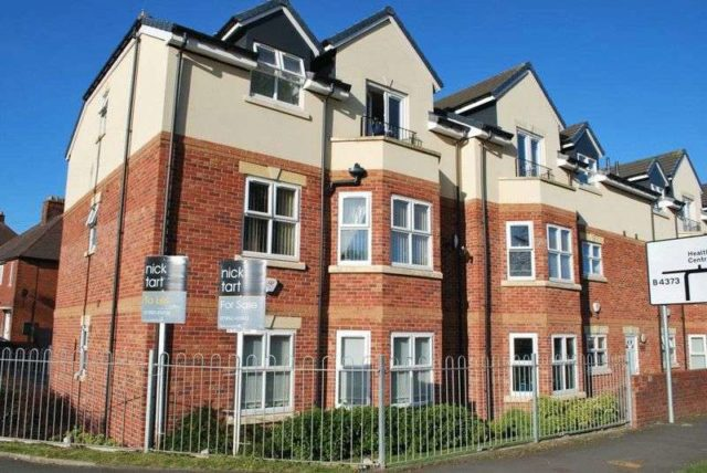 Image of 2 Bedroom Flat to rent at Balmoral Court, Captain Webb Drive Dawley Telford, TF4 2EG